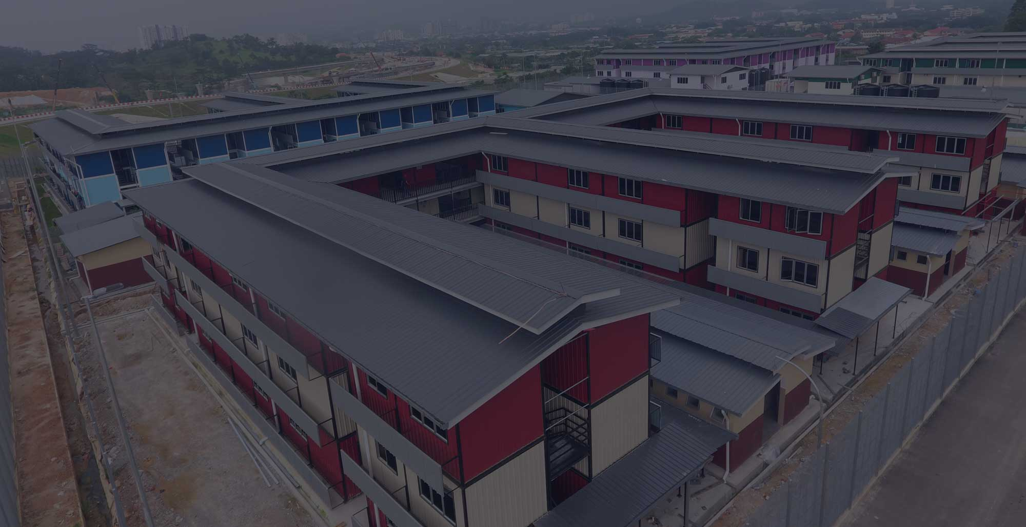 Your Innovative Construction Provider | Portable Cabins and Container Manufacturer in Malaysia | Solid Horizon
