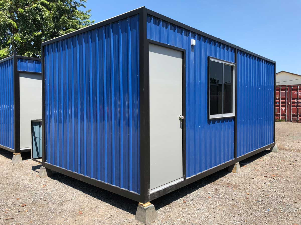 Engineered Cabin   Your Innovative Construction Provider   Portable Cabins and Container Manufacturer in Malaysia   Solid Horizon